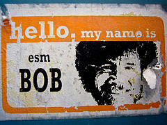why not be bob?