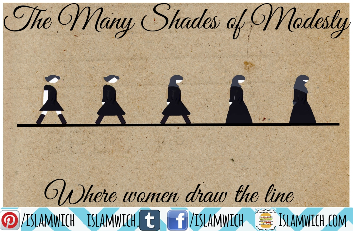 The Many Shades of Modesty
