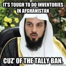 tally ban
