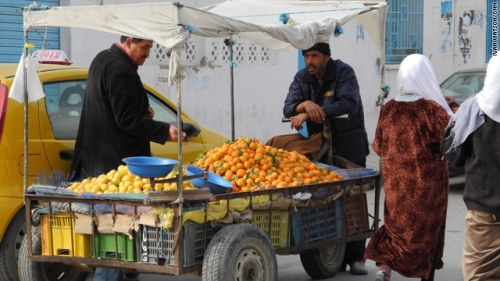 frut seller