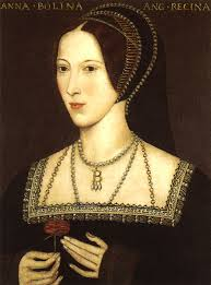 Anne Boleyn lost her head because of rumors