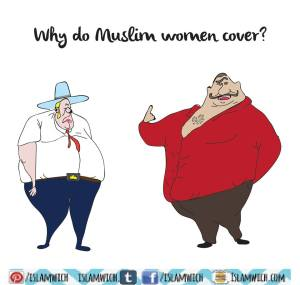 why do women cover