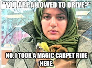 funny hijabi