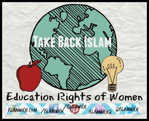 Education rights of women