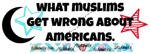 what Muslims get wrong heading