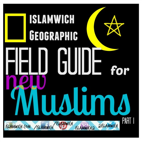 Field Guide for New Muslims 1