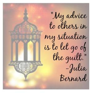 Julia Bernard quote