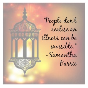 Samantha Barrie Quote