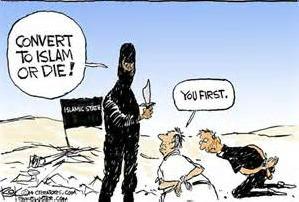 convert of die