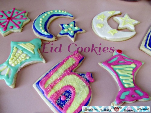Image result for eid cookies