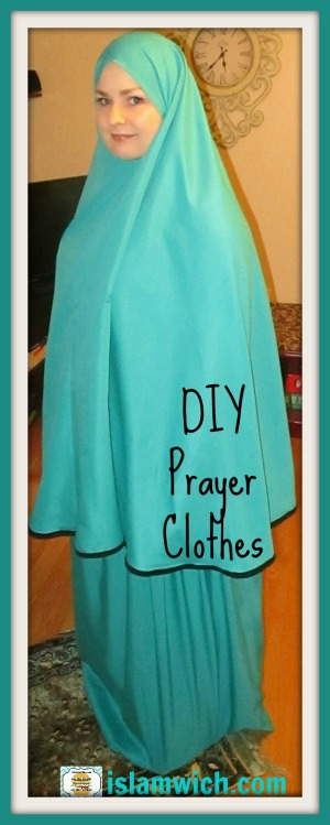 Prayer outfit