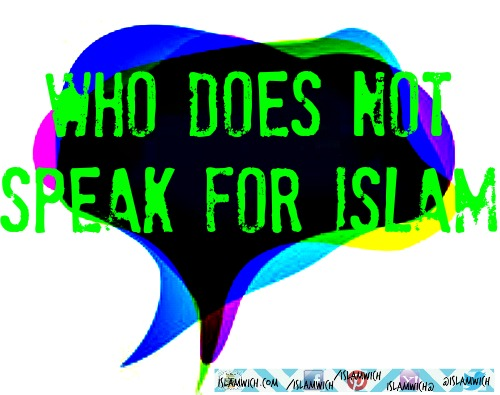 who does not speak for Islam