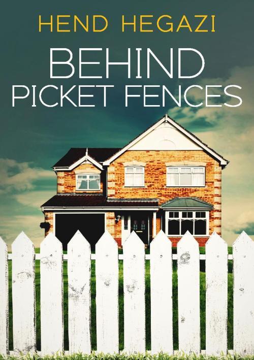 behind fences