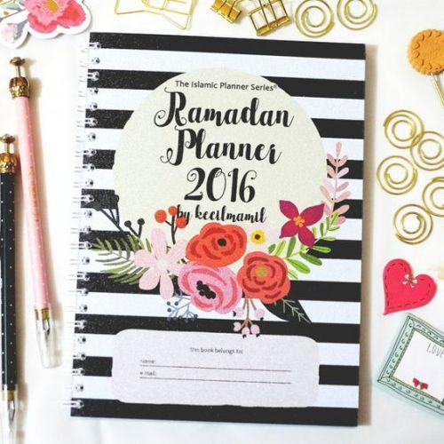 Ramdan Planner