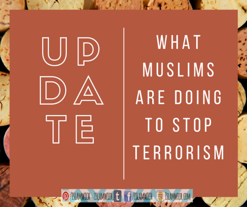 What Muslims Are Doing to Stop Terrorism - About Islam